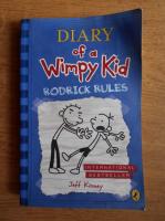 Anticariat: Jeff Kinney - Diary of a wimpy kid. Rodrick rules