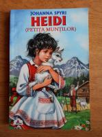 Johanna Spyri - Heidi, fetita muntilor