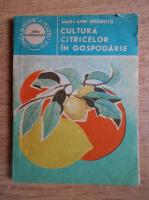 Anticariat: Mari Ann Drobota - Cultura citricelor in gospodarie