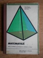 Anticariat: Maria Dinescu - Matematica pentru candidatii la examenele de admitere la licee