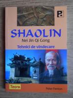 Nei Jin Qi Gong - Shaolin. Tehnici de vindecare