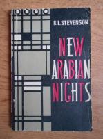 Robert Louis Stevenson - New Arabian nights