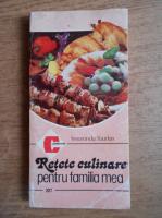Smaranda Sburlan - Retete culinare pentru familia mea
