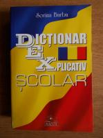 Sorina Barbu - Dictionar explicativ scolar