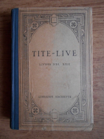 Titus Livius - Livres XXI, XXII