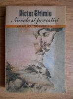Anticariat: Victor Eftimiu - Nuvele si povesti (volumul 1)