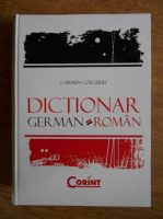 Carmen Colceriu - Dictionar german-roman