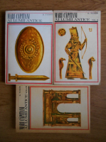 D. Tudor - Mari capitani ai lumii antice (3 volume)