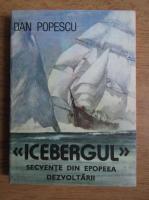 Anticariat: Dan Popescu - Icebergul. Secvente din epopeea dezvoltarii