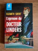 Elizabeth Seifert - L'epreuve du docteur Linders