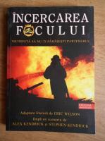 Anticariat: Eric Wilson - Incercarea focului. Niciodata sa nu-ti parasesti partenerul