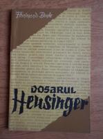 Anticariat: Florimond Bonte - Dosarul Heusinger