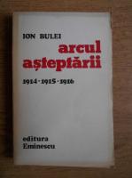 Anticariat: Ion Bulei - Arcul asteptarii
