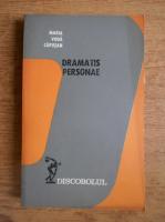 Maria Voda Capusan - Dramatis Personae