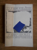 N. Tertulian - Perspective contemporane