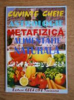 Anticariat: Ramona Venturini - Cuvinte cheie, Astrologie, Metafizica si Alimentatie naturala