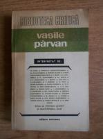 Anticariat: Stefan Lemny - Vasile Parvan