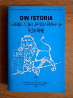 Anticariat: Vasile Mihalache, Ioan P. Suciu - Din istoria legislatiei jandarmeriei romane