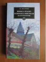 Anticariat: Anatol E. Baconsky - Biserica neagra. Echinoxul nebunilor si alte povestiri
