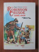 Anticariat: Daniel Defoe - Robinson Crusoe (in limba engleza)