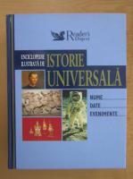 Enciclopedie ilustrata de istorie universala (Reader's Digest)