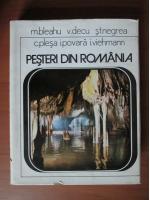 Marcian Bleahu, I. Povara - Pesteri din Romania