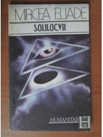 Anticariat: Mircea Eliade - Solilocvii