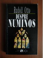 Anticariat: Rudolf Otto - Despre numinos