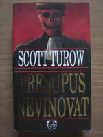 Scott Turow - Presupus nevinovat
