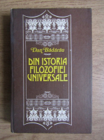 Dan Badarau - Din istoria filozofiei universale