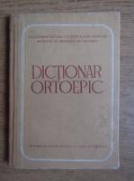 Anticariat: Dictionar ortoepic