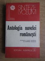 Anticariat: Dumitru Tiutiuca - Antologia nuvelei romanesti