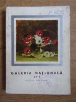 Anticariat: Galeria Nationala. Arta romaneasca moderna si contemporana