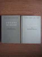 Gheorghe Manea - Organe de masini (2 volume)