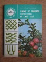 Ioan Militiu - Forme de coroane pentru pomii de langa casa