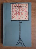 Anticariat: Ionel Hristea - Povestiri despre oameni si muzica