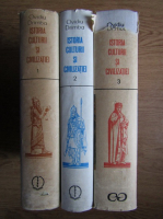 Anticariat: Ovidiu Drimba - Istoria culturii si civilizatiei (3 volume)
