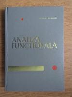Anticariat: Romulus Cristescu - Analiza functionala