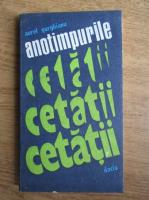 Anticariat: Aurel Gurghianu - Anotimpurile cetatii