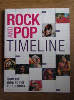 Johnny Black - Rock and Pop timeline