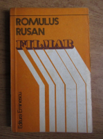Anticariat: Romulus Rusan - Filmar