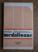 Anticariat: Stefan Barsanescu - Medalioane