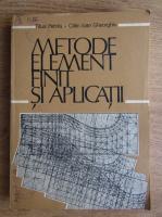 Anticariat: Titus Petrila - Metode element finit si aplicatii