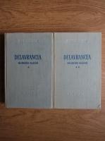 Anticariat: Barbu Stefanescu Delavrancea - Scrieri alese (2 volume)
