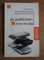 Delia Cristina Balaban - PR, publicitate si new media