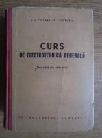 E. V. Chitaev - Curs de electrotehnica generala
