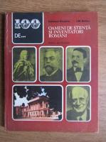 Anticariat: Edmond Nicolau - Oameni de stiinta si inventatori romani