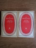 Anticariat: Garabet Ibraileanu - Studii literare (2 volume)