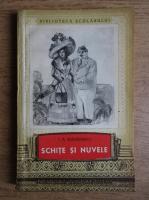 Anticariat: I. A. Bassarabescu - Schite si nuvele