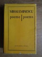 Anticariat: Mihai Eminescu - Poeme (editie bilingva)